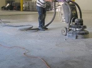 шлифовка бетона перед полированием