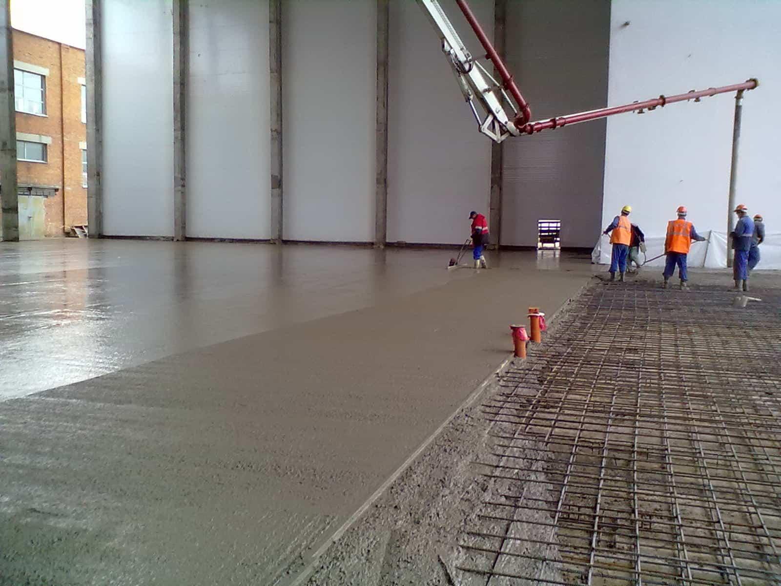 Бетон потребление купить бетон на дорожной