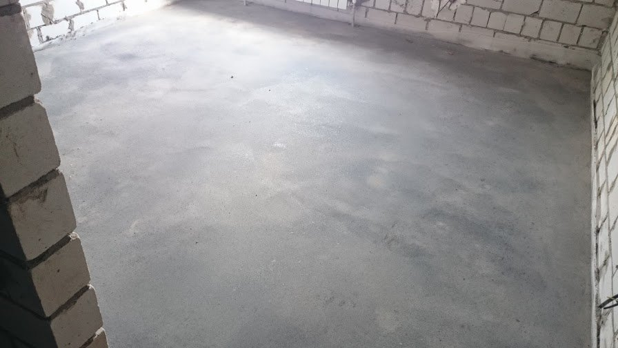 Полусухая стяжка бетона пигменты для бетона купить в ростове