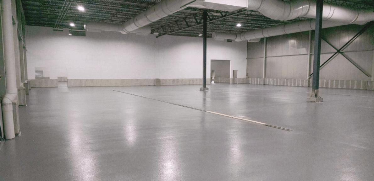 демонтаж пола из бетона