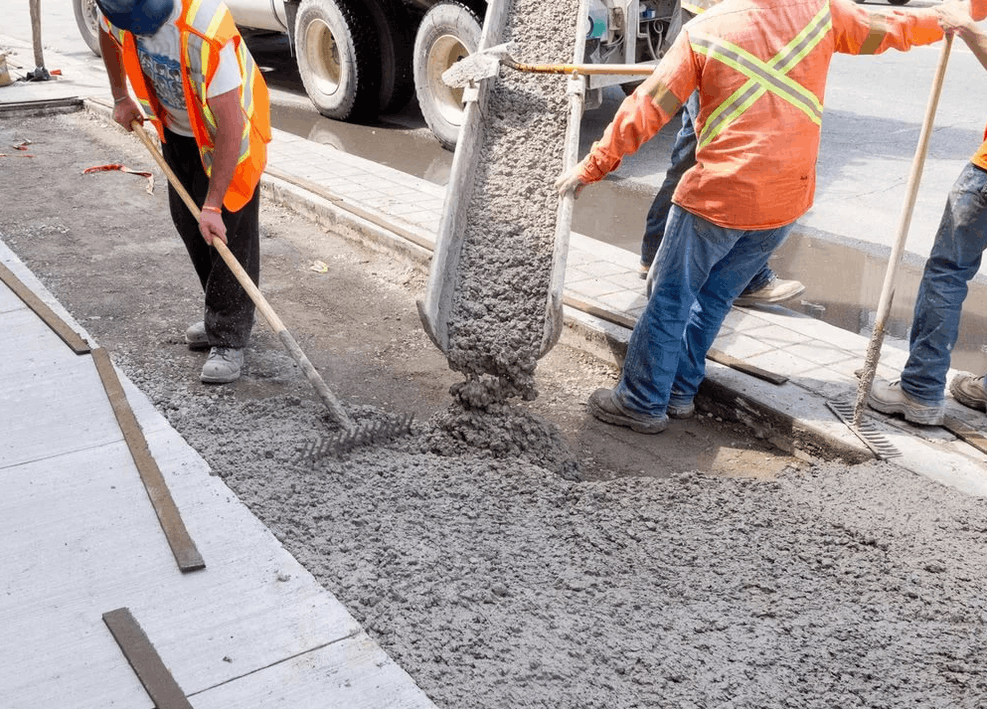 бетон гигроскопичность