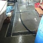 Объемный топпинг упрочнение промышленных бетонных полов