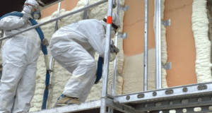 Применение пенополиуретана в строительстве