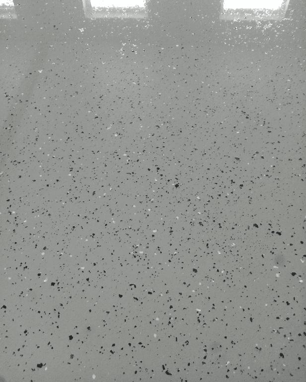 Эпоксидный наливной пол