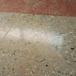 Шлифовка и полировка мраморной крошки