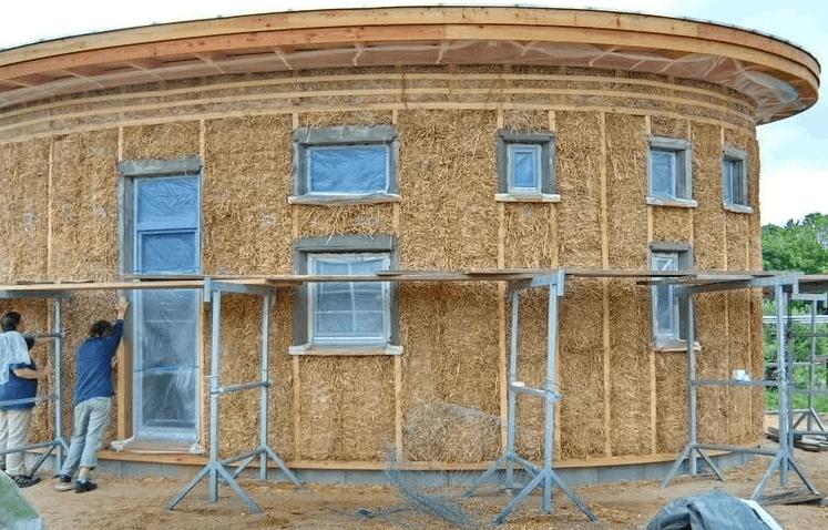Ognestojkij dom iz solomy2