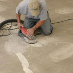 repair polyurethane floors