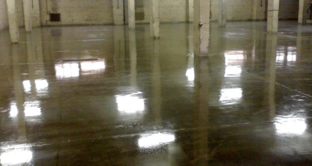 пропитка бетонного пола