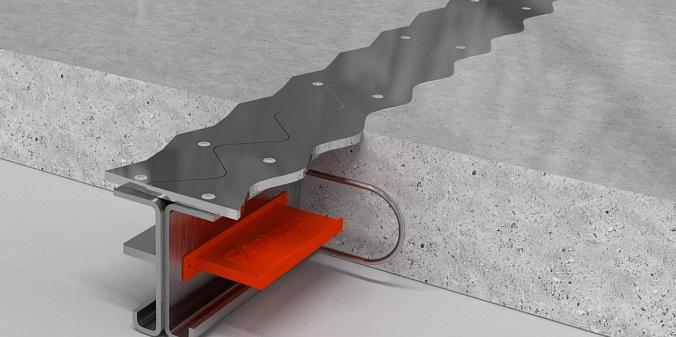 Деформационные швы в полах промышленных зданий